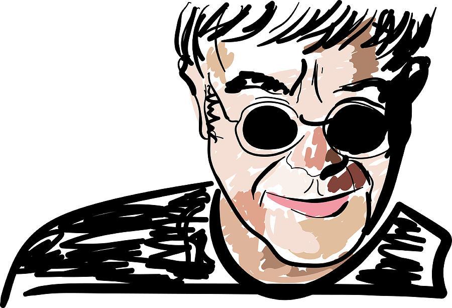 Image result for elton john clipart