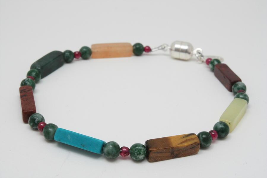 Multi Color Jewelry - Elvin Delight by Jerri Nielsen