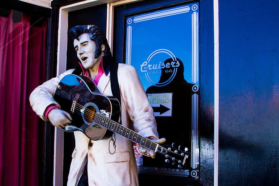 Elvis Tribute In Williams Az Photograph