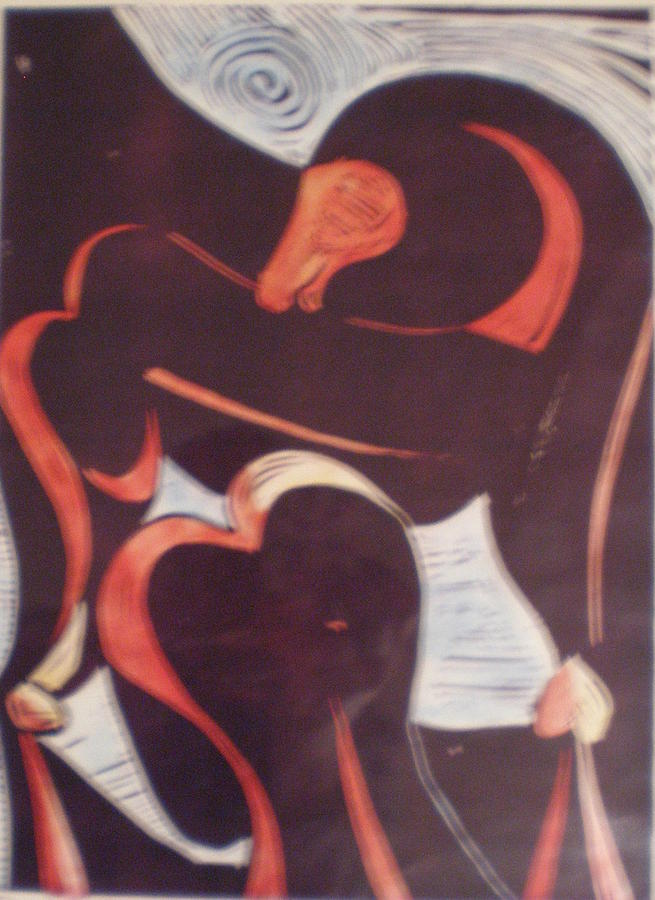 Graphic Print - Emancipation by Jan Paulus-maly