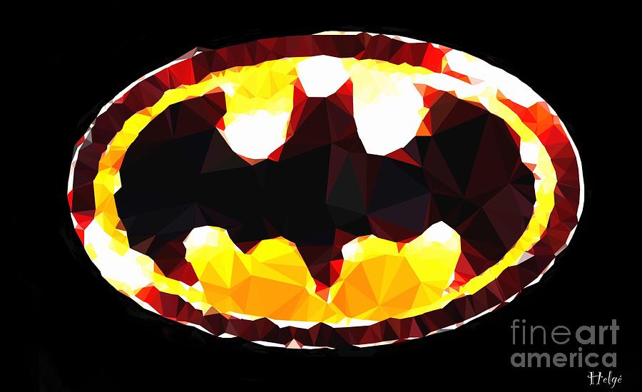 Emblem of Hope Digital Art by HELGE Art Gallery