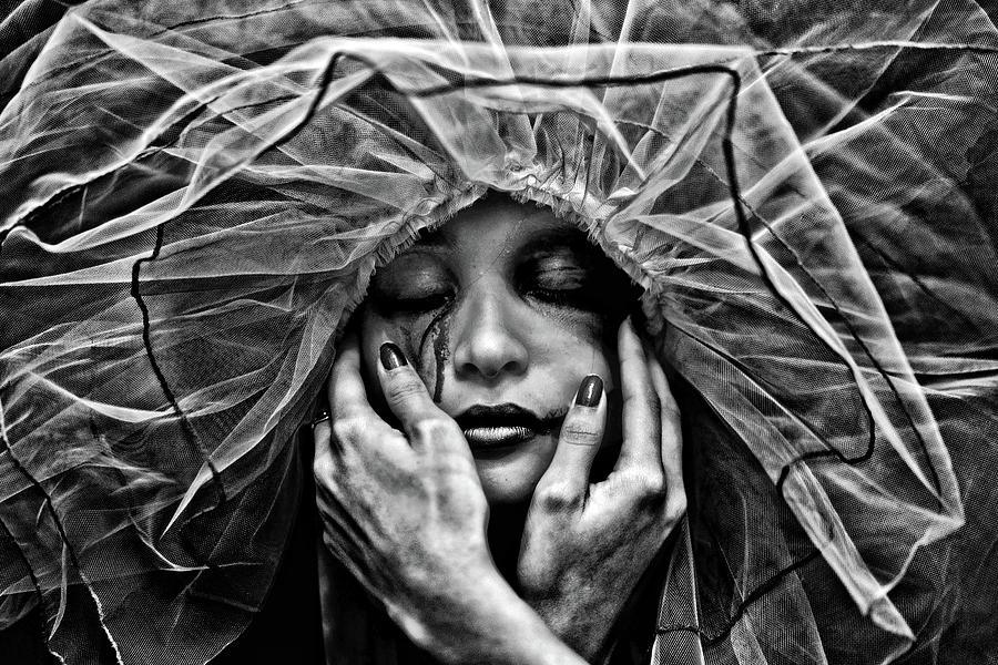 Embrace Photograph by Joseph Casey