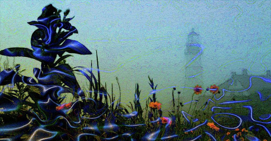 Embrace The Magic Of Maine Digital Art