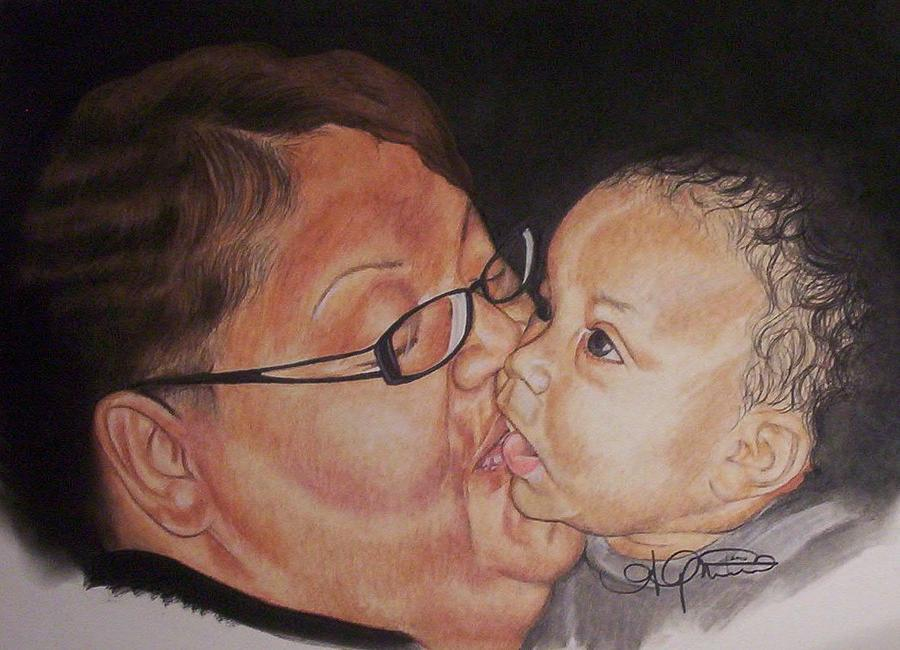 Sunset Pastel - Embracing The Mommy Within by Angela Mustin
