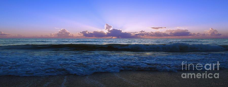 Treasure Cost Florida Tropical Sunrise Sescape B2 Photograph by Ricardos Creations