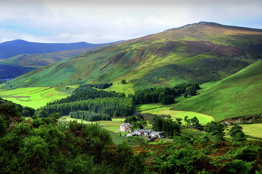 Around Ireland Day Tours Ltd - Kilkenny & Glendalough One ... |Wicklow Hills Ireland
