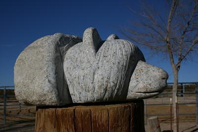 Emergence Sculpture by William Luke