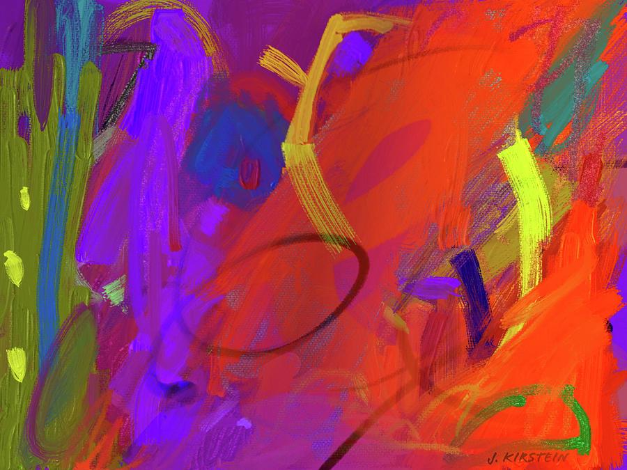 Emerging by Janis Kirstein