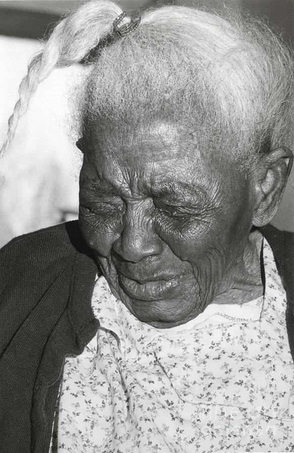 Elderly Photograph - Emilia Torres At 115 by Andrea Simon