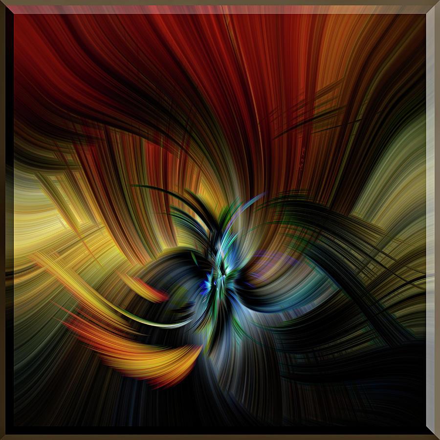 Emotional Release Digital Art