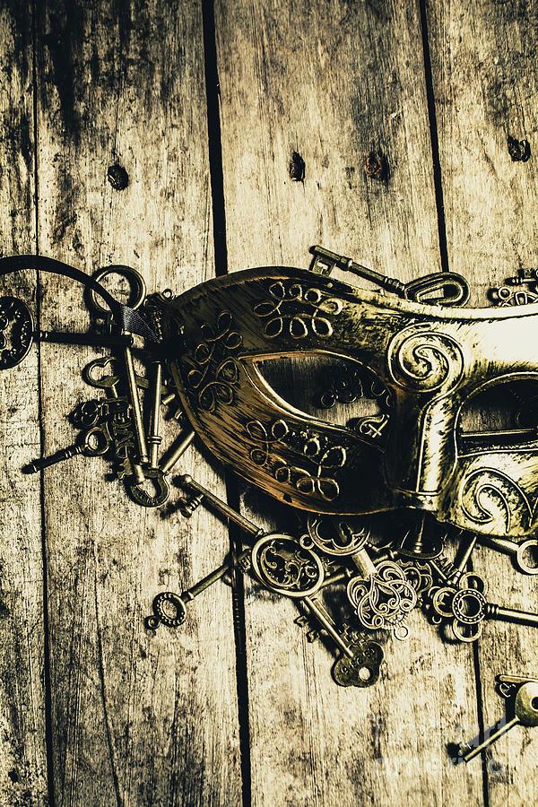 Emperor Photograph - Emperors Keys by Jorgo Photography - Wall Art Gallery