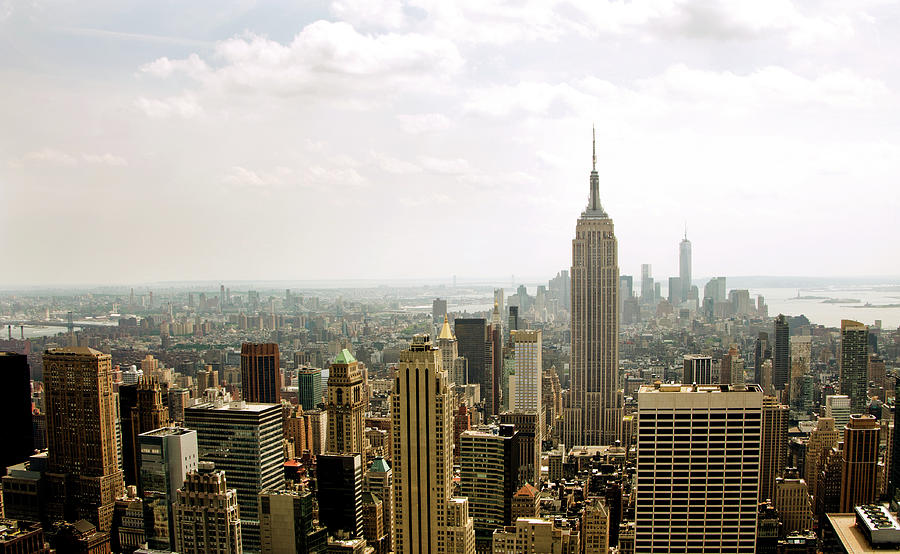 Empire State Building by Adriana Zoon