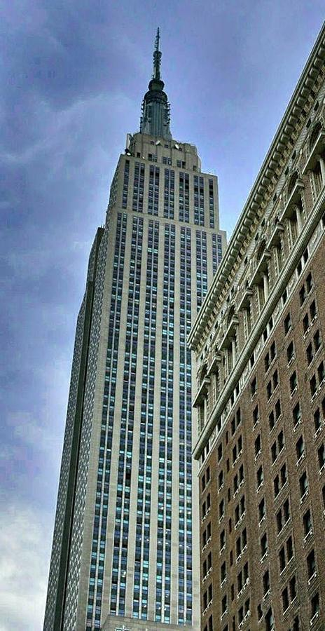 Empire State Building Photograph by April Keller