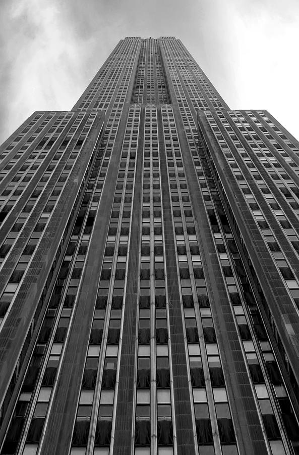 Empire State Building Photograph - Empire State Building by Mandy Wiltse