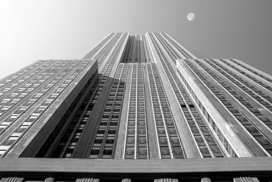Empire State Building Photograph - Empire State Building by Mike McGlothlen