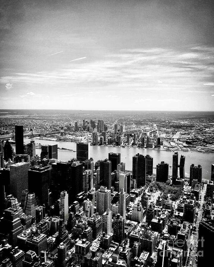 Empire State Building View, Nyc Photograph by JMerrickMedia