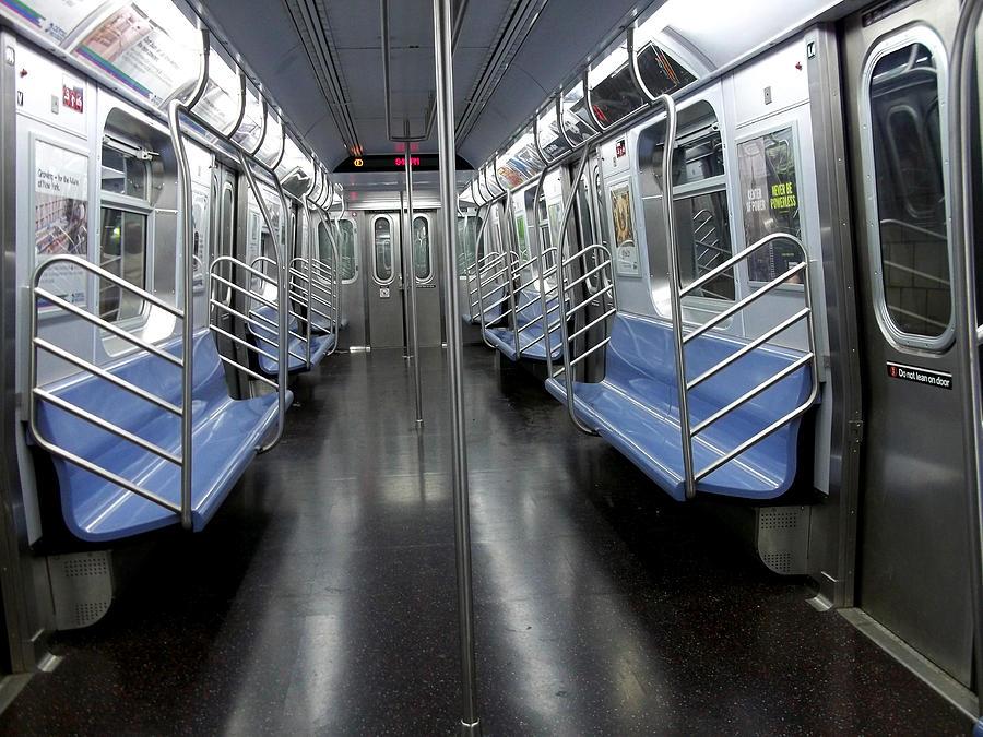 Empty E Train