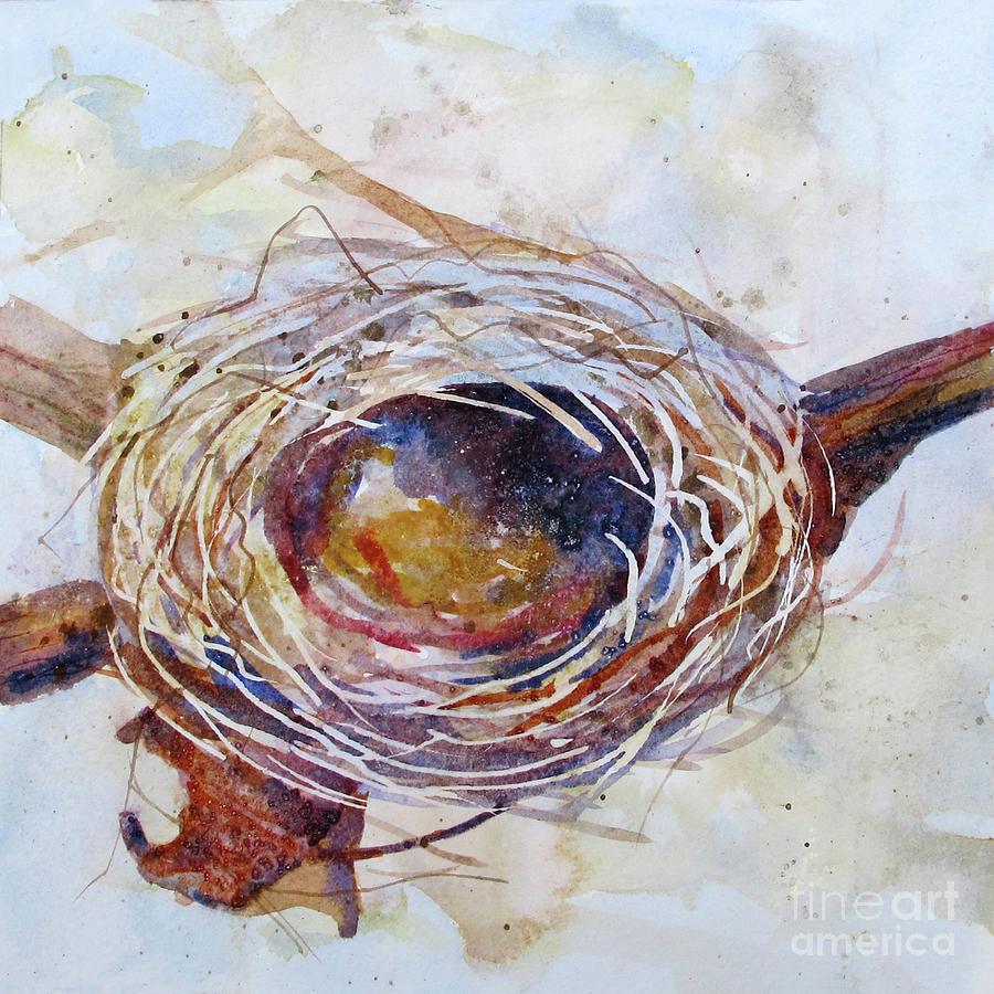Empty Nest by BONNIE RINIER