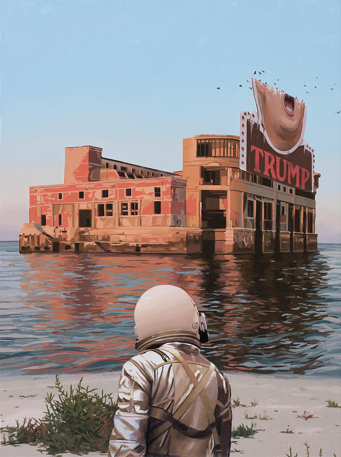 Empty Palace by Scott Listfield