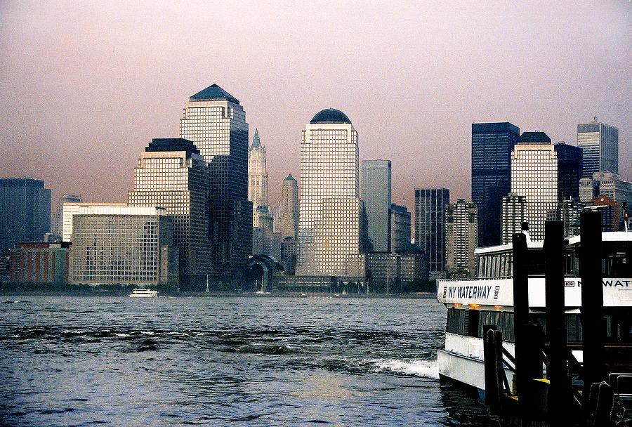 New York Photograph - Empty Sky by Steve Karol