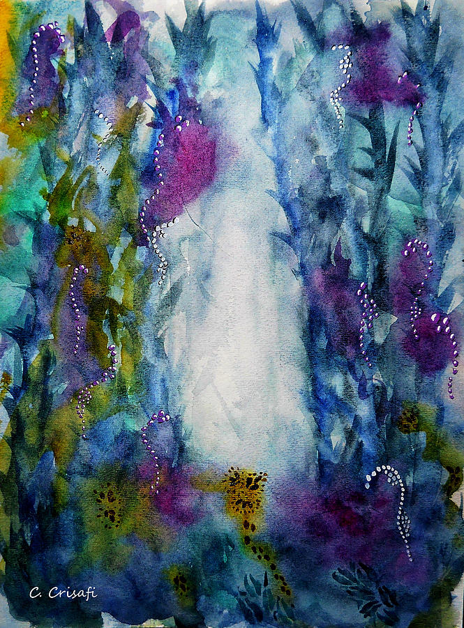 Enchanted Forest by Carol Crisafi
