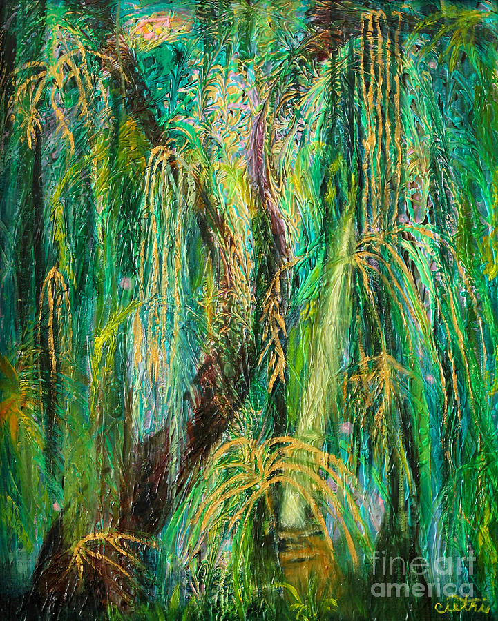 Enchanted Rain Forest by Anne Cameron Cutri