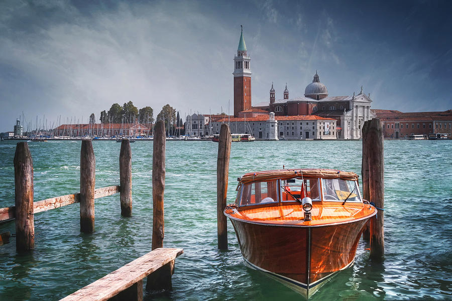 Venice Photograph - Enchanting Venice by Carol Japp