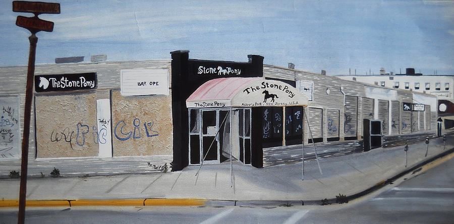 Memorabilia Painting - End of an Era by Patricia Arroyo