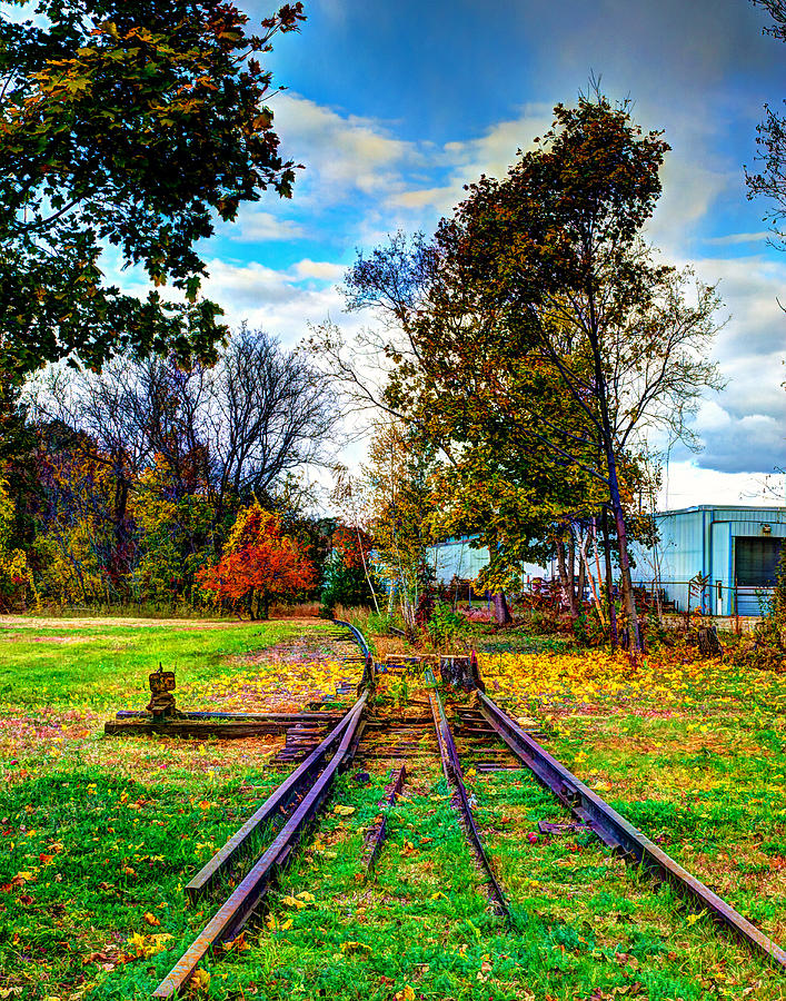 End Of The Line Photograph