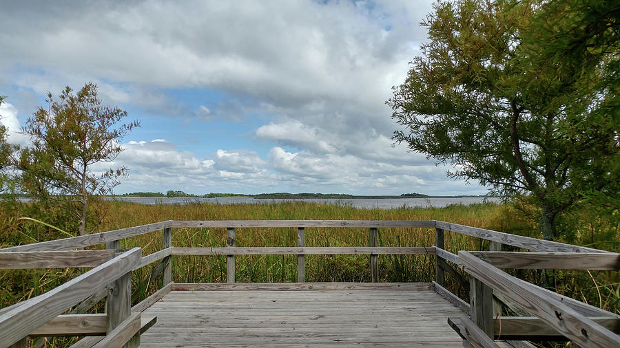 Architecture Photograph - End of the Trail by Liza Eckardt