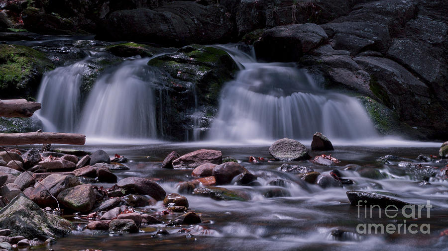 Enders Falls by New England Photography