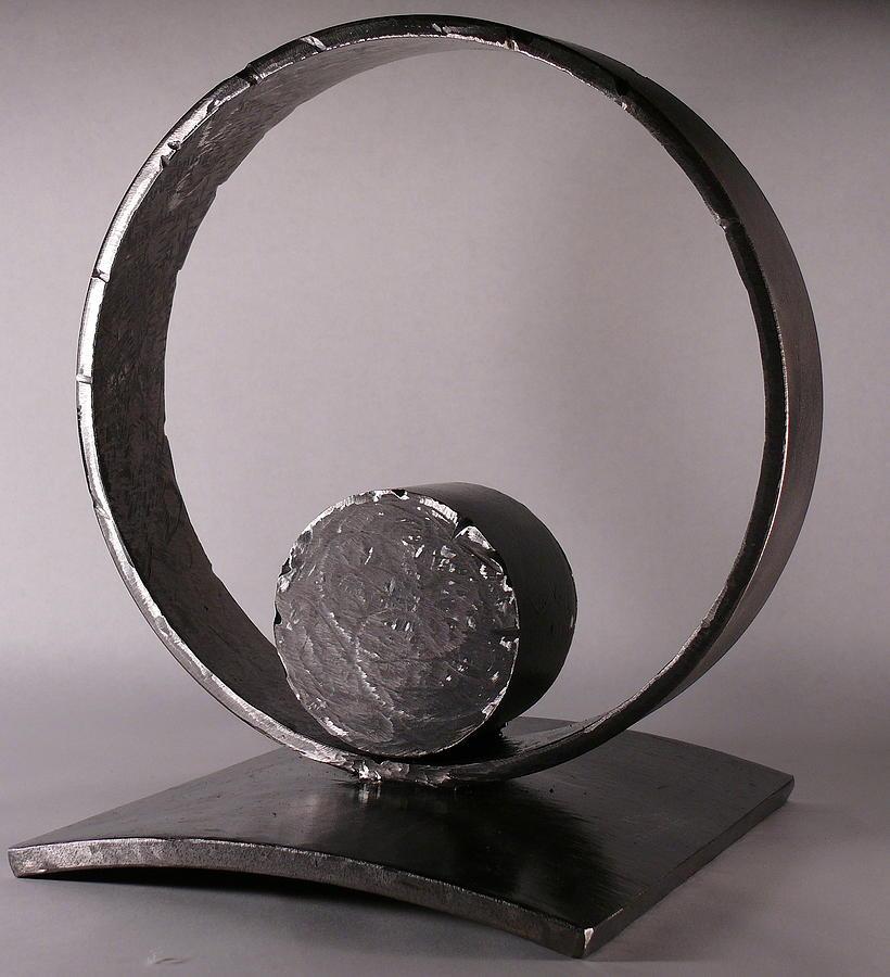 Peace Sculpture - Endless Horizon by Kirk Long