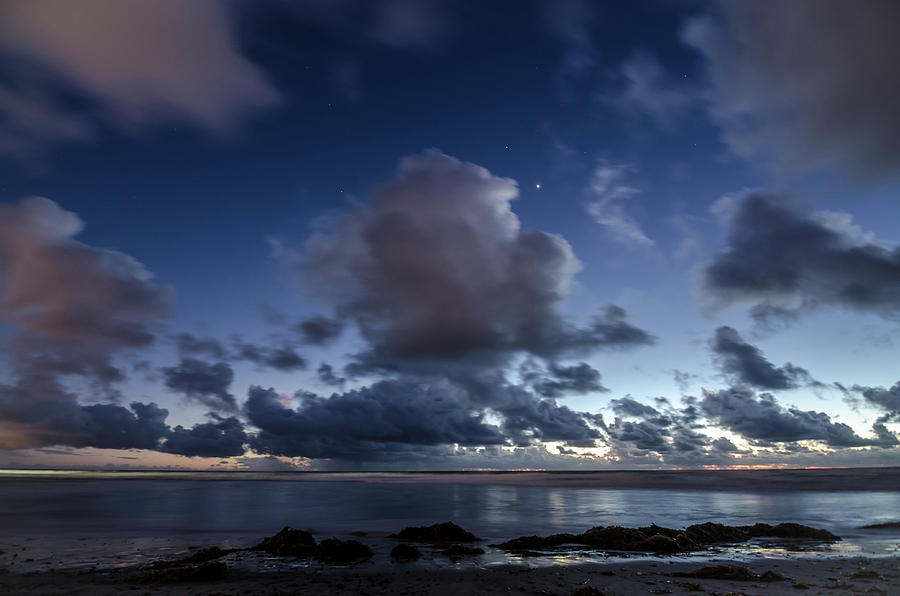 Clouds Photograph - Endless Horizons by Margaret Pitcher