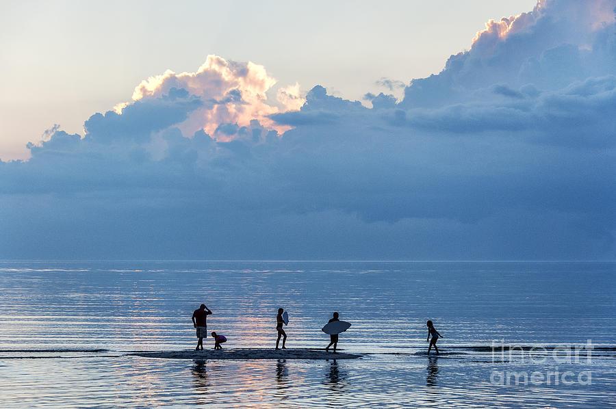 Beach Photograph - Endless Summer by John Greim
