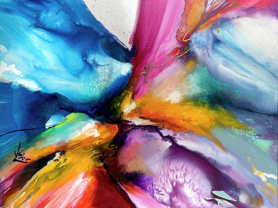 Energy Flow #5 by Jonas Gerard