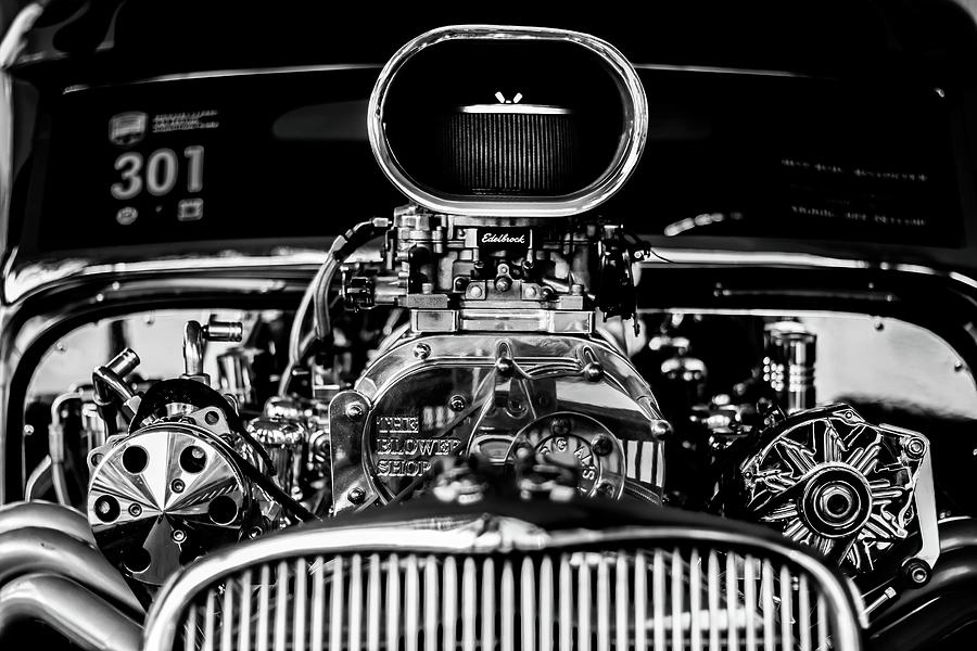 Engine by Thomas M Pikolin
