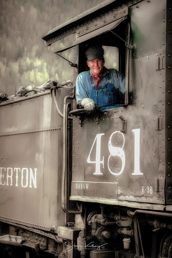 Engineer 481 by Steve Kelley