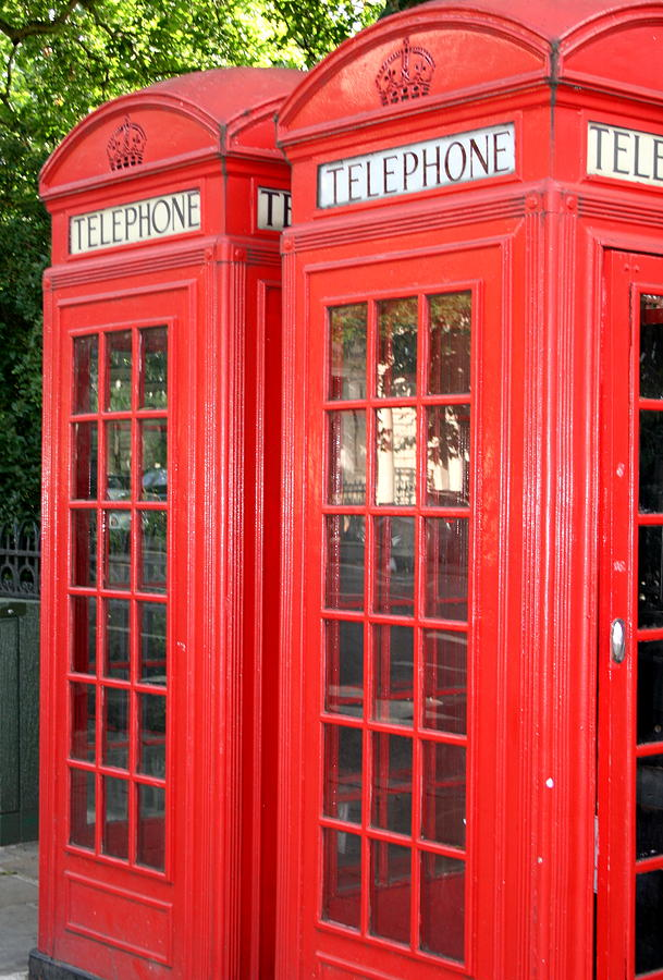 Phone Photograph - Englands Calling by Sara Summers