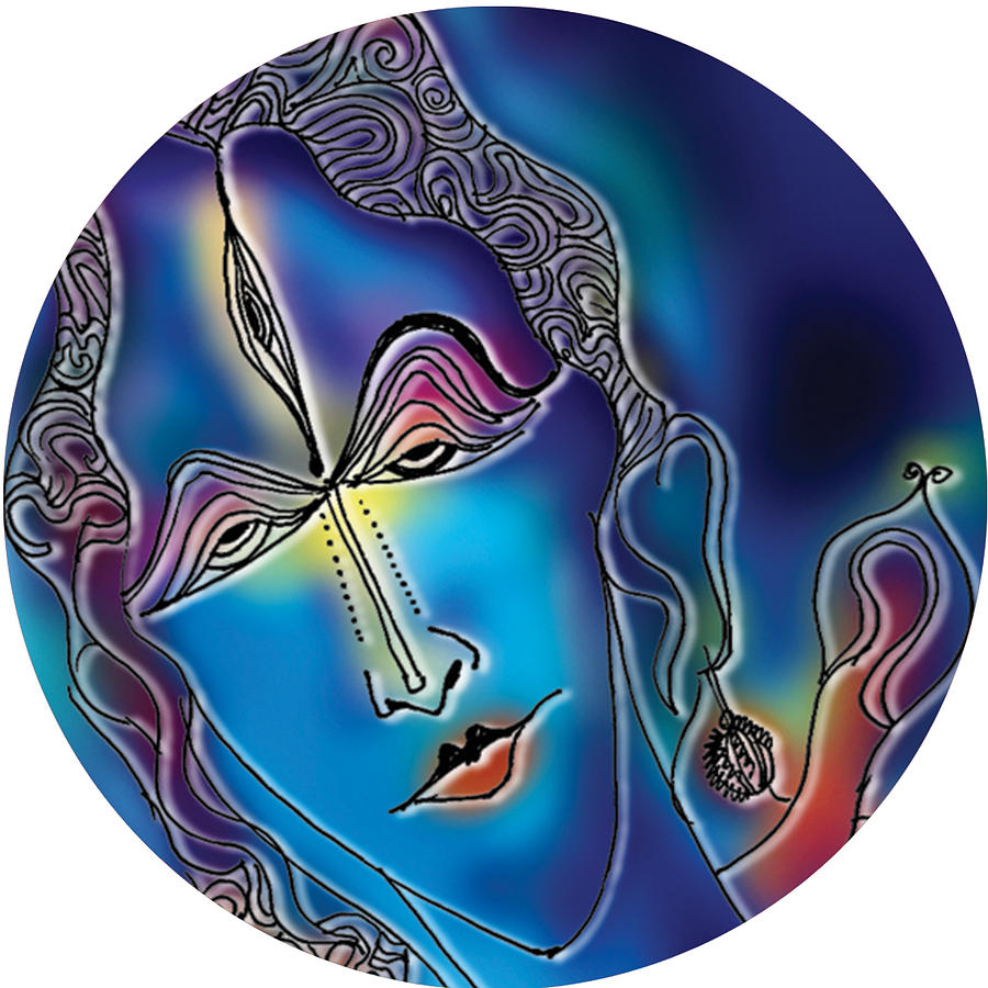 Enlightening Shiva by Guruji Aruneshvar Curator Katrin Suter