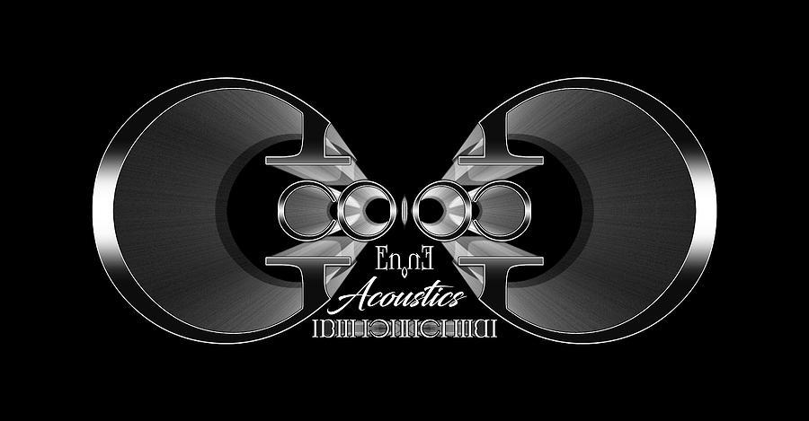 Acoustic Digital Art - Enne Acoustics by Xzendor7