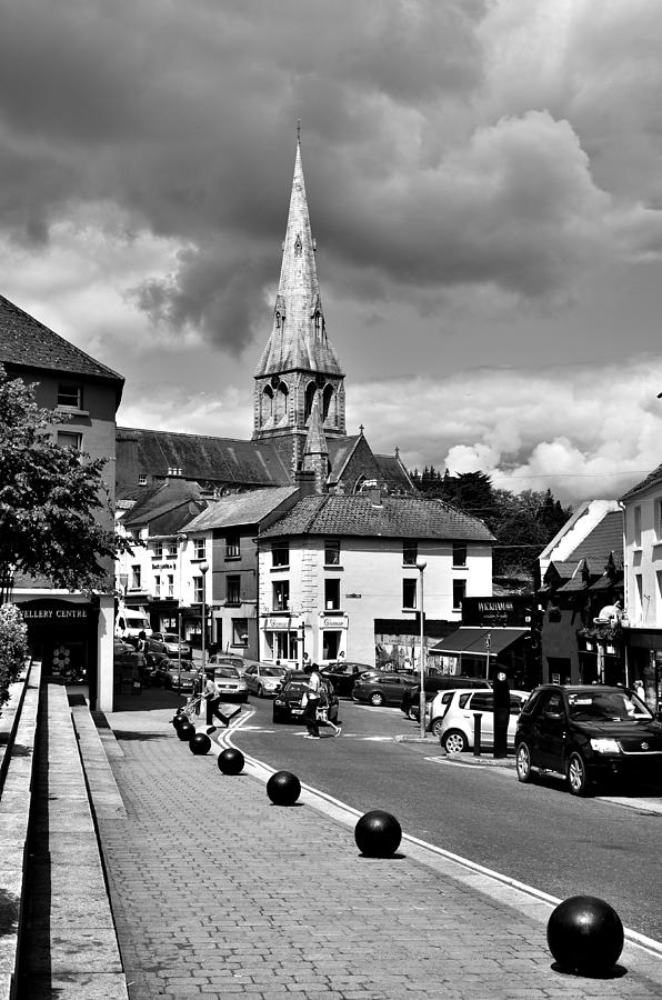 Enniscorthy Photograph - Enniscorthy by Martina Fagan