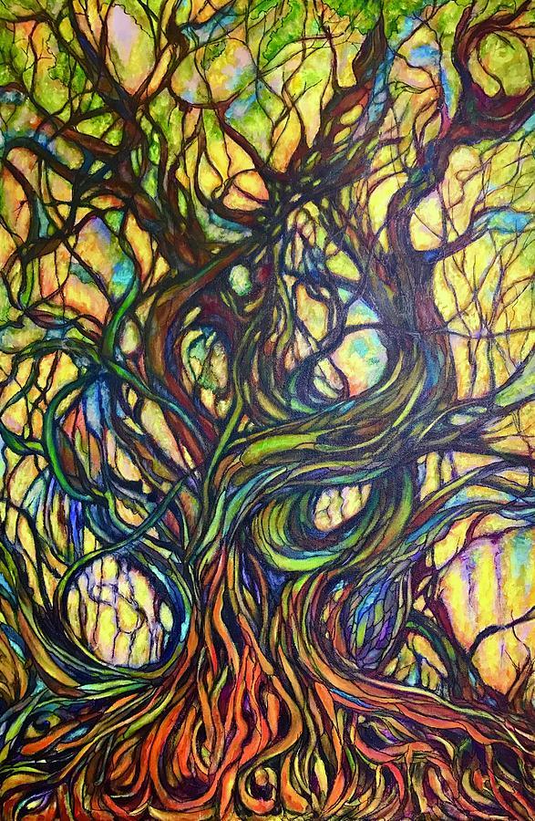 Entaglement by Rae Chichilnitsky