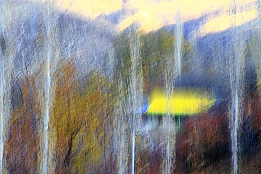 Cottages Photograph - Enticer by Robert Shahbazi