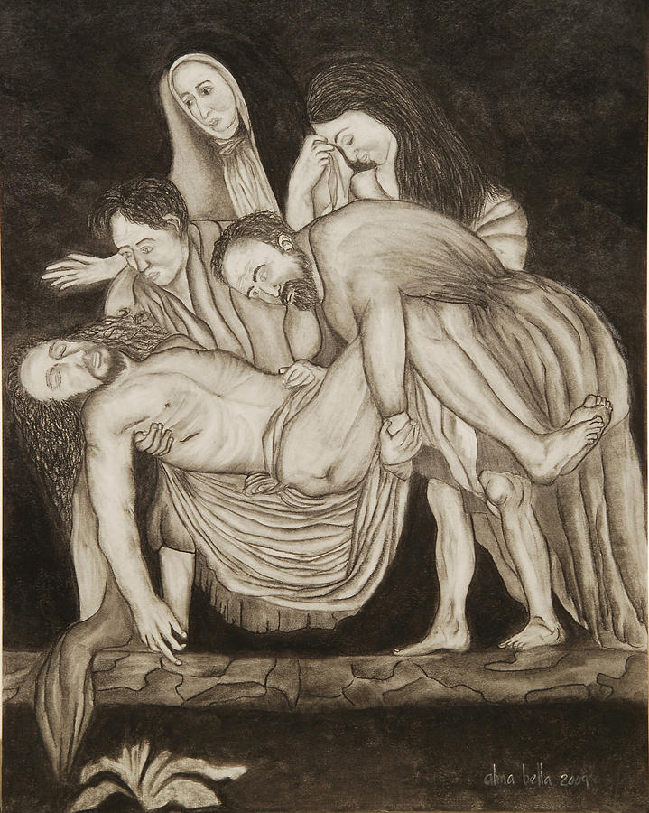 Entombment by Alma Bella Solis
