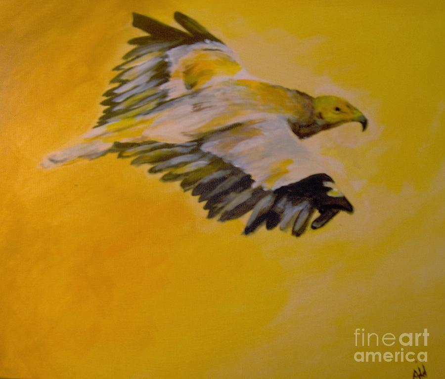 Wildlife Painting - Entrepreneur by Saundra Johnson