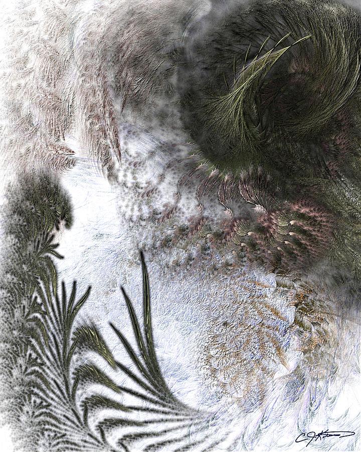 Abstract Digital Art - Environmental Transitions by Casey Kotas