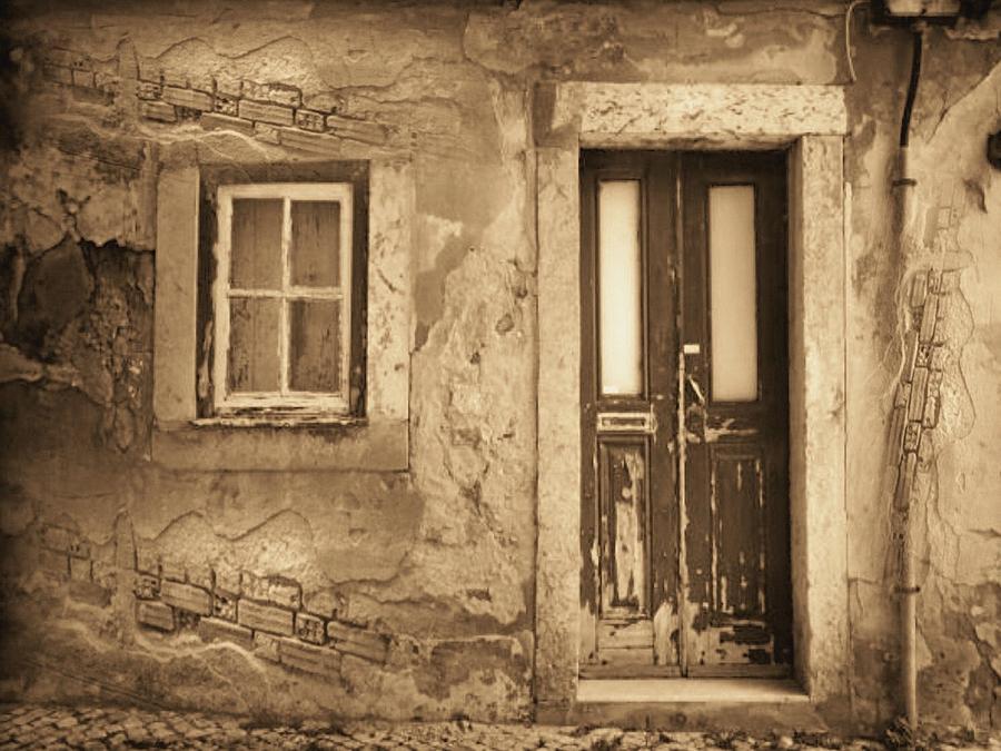 Eos Cottage Mixed Media by Yanni Theodorou