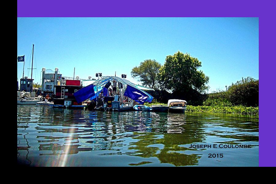 Ephemerisle 2015 - A Floating City by Joseph Coulombe