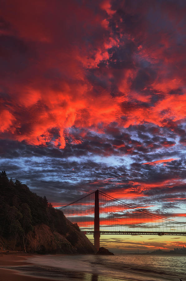 Clouds Photograph - Epic Kirby by Vincent James