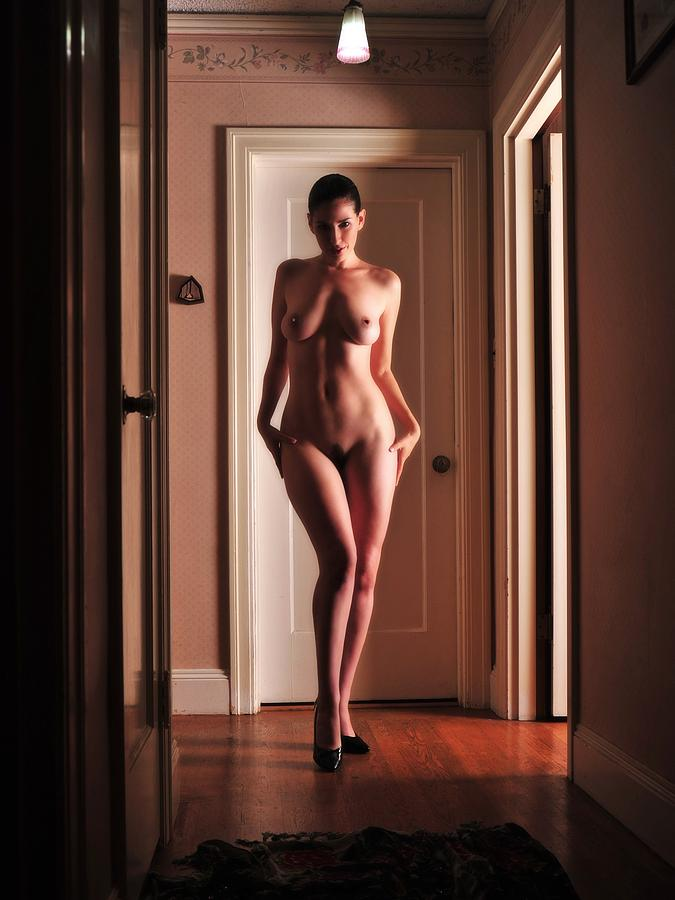 Nude Photograph - Epitome by Curt Johnson